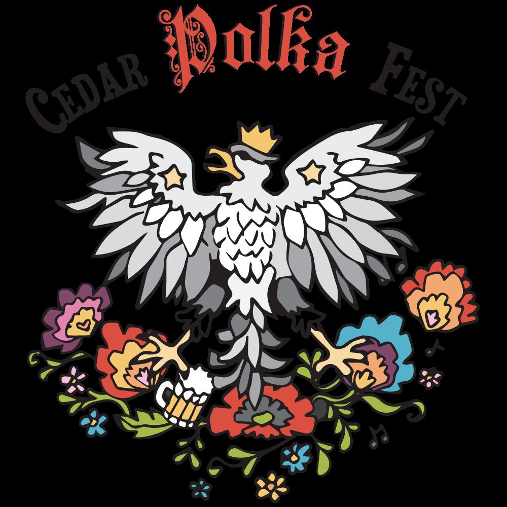 Cedar Polka Fest Logo